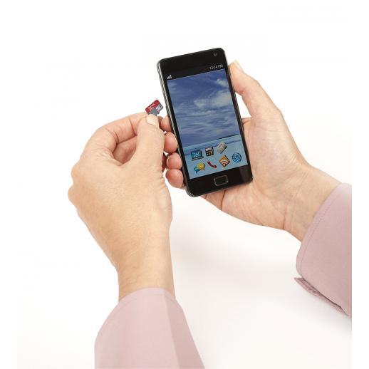 Sandisk Ultra Cartão microSDXC UHS-I 64GB, C10 U1 A1, até 100MB / s SDSQUNC-064G-ZN3MN